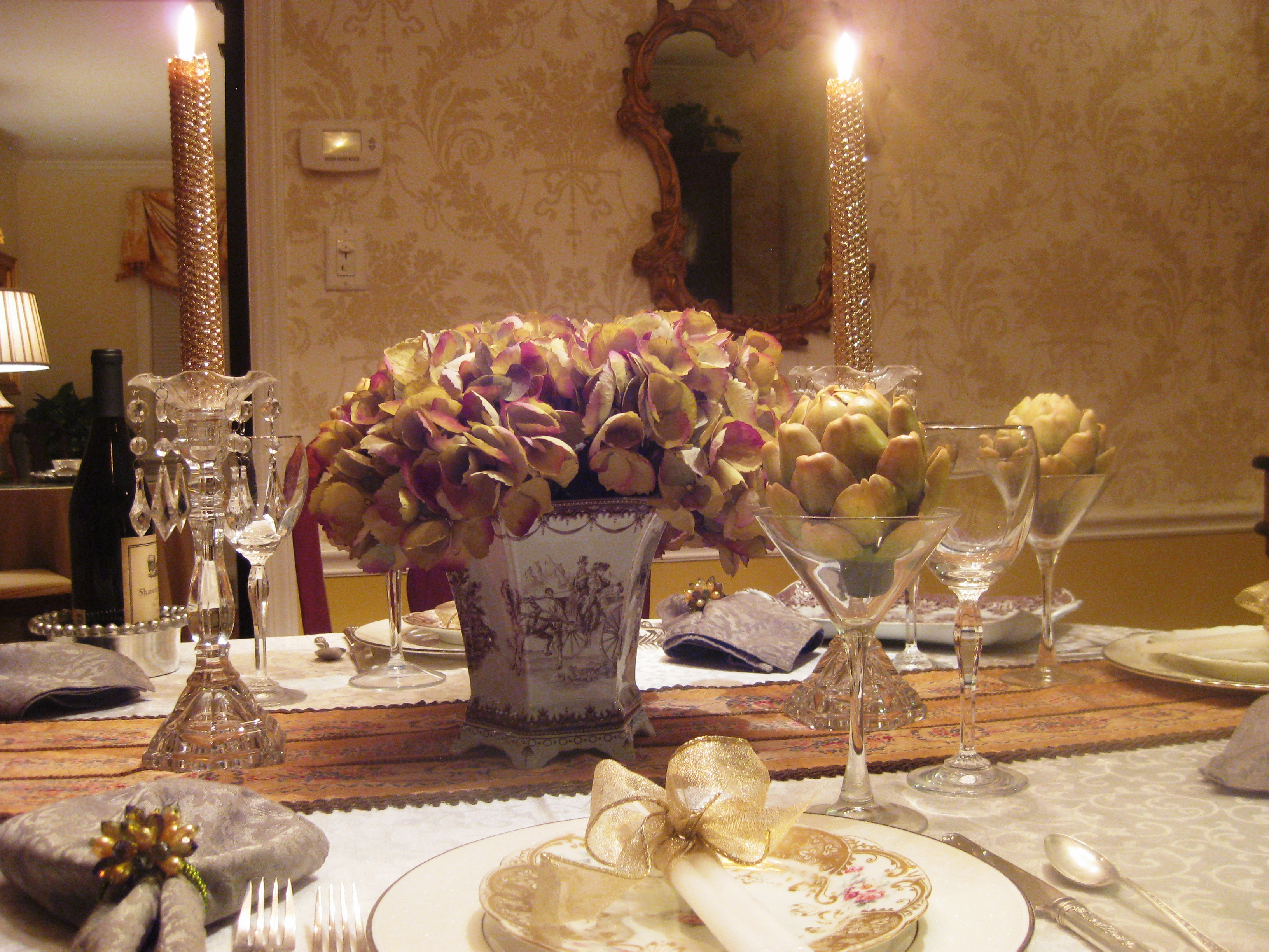 Kitchen Sink Hockessin Picture On Casual Dinner Party Tablescape With Kitchen Sink Hockessin