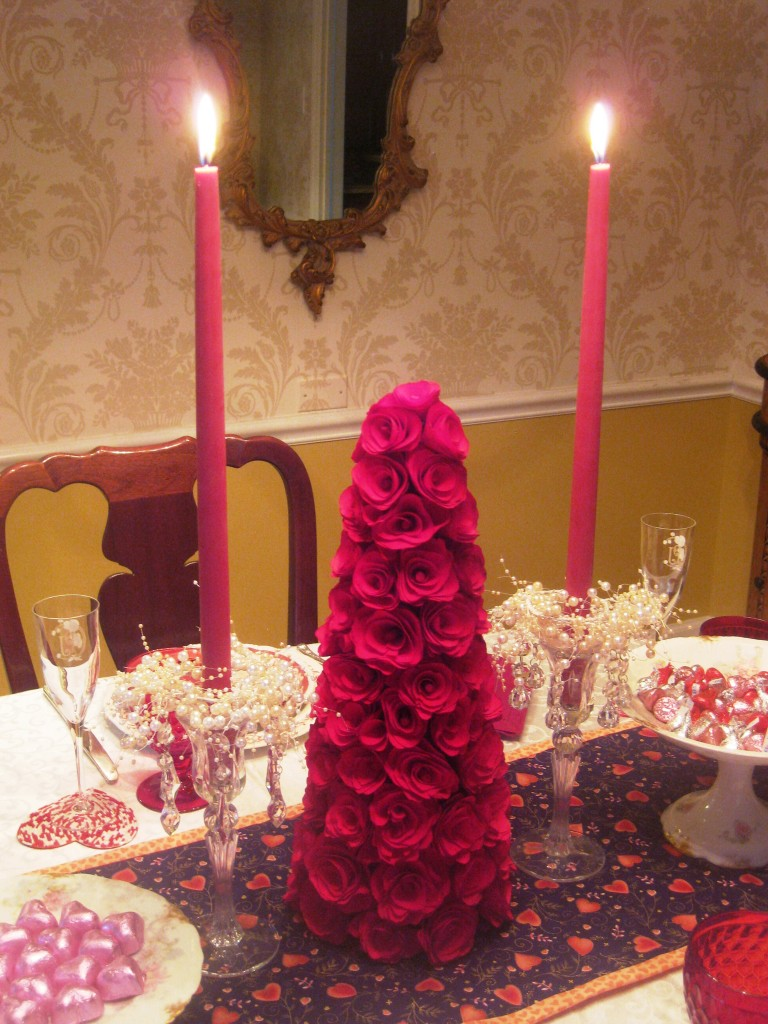 valentine s day tablescape part 1 red door table decor